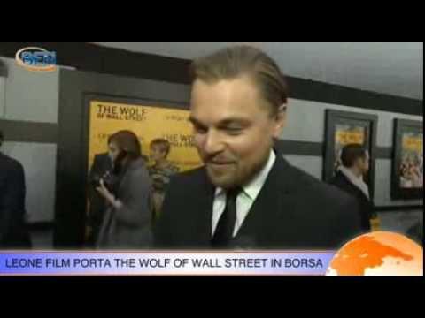 Leone Film Group sbarca in Borsa. La prima di The Wolf of Wall Street a Palazzo Mezzanotte?