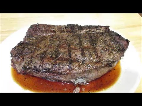 Steak - Perfectly Grilled EVERY TIME - Steak Champ Review