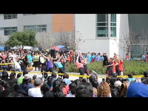 Latin Rhythms Recital-Danzantes Unidos Festival 2016