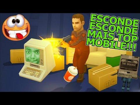 Hide Online !!! O Melhor Jogo de Esconde Esconde MOBILE!!! BOM DEMAIS!!! - Omega Play
