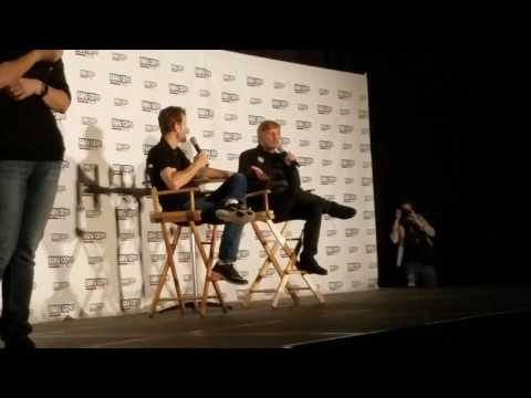 MARK HAMILL & KEVIN CONROY PANEL @ FAN EXPO DALLAS 2017 PART 1