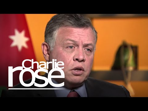 Jordan's King Abdullah on President Obama (Dec. 5, 2014) | Charlie Rose