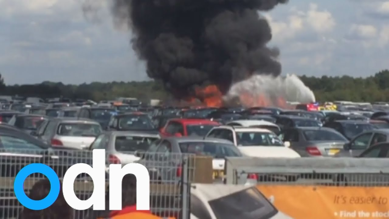 Four Feared Dead In Private Jet Crash In England  YouTube