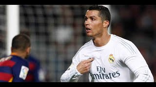 Barcelona 1-2 Real Madrid | Goles | COPE | 2015/2016