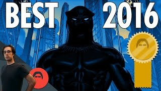 The Best Marvel Comic of 2016