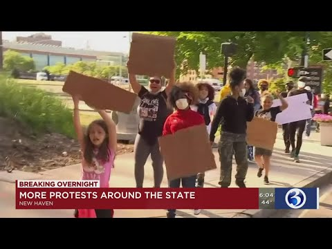 VIDEO: Waterbury Police Chief To Hold Virtual Chat To Listen To Protesters