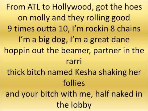 Travis Porter ft YG 9 Times Outta 10 lyrics