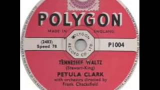 Watch Petula Clark Tennessee Waltz video