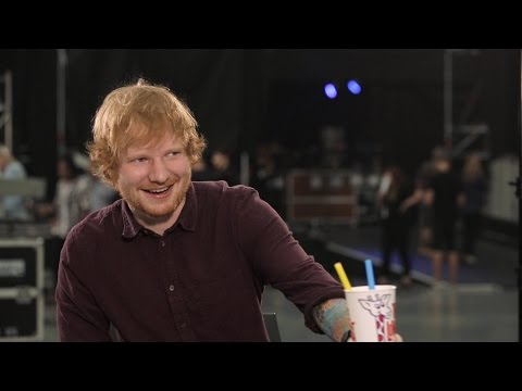 Ed Sheeran Interview | Jono and Ben