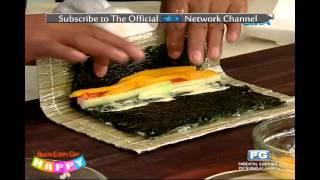 Chef Boy dish: California Maki