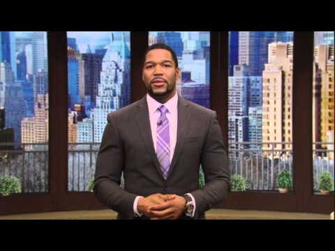 MICHAEL STRAHAN Acceptance Speech, Black College Football Hall of Fame