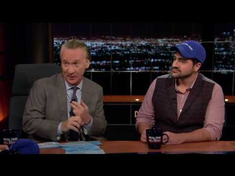 Thumbnail: Maher: Trump won because of PC liberals