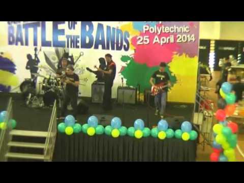 Certis Battle of the Band 2014