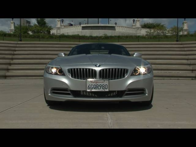 2009 Bmw Z4 Sdrive35i Video Watch Now Autoportalcom