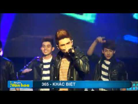 Khát Biệt-365 Band-The Cover Show