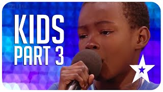 The Best of Got Talent Kids From Around The World Part 3
