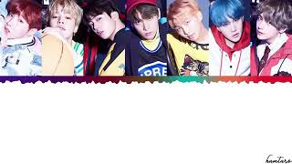 Скачать BTS 방탄소년단 Pied Piper Lyrics Color Coded Han Rom Eng