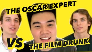 Oscar Expert + The Film Drunk - 2021 Predictions & The Kissing Booth