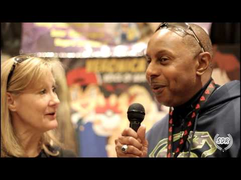 Big Show Entertainment Network @GalaxyFest6 Veronica Taylor 2-25-17