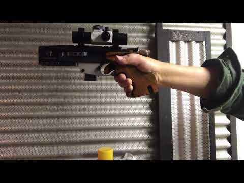 Benelli MP90 Rapid Fire Practice