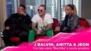 Baixar J. Balvin, Anitta e Jeon na Copa? Turnê conjunta? Rivalidade no mercado? - POPline Entrevista