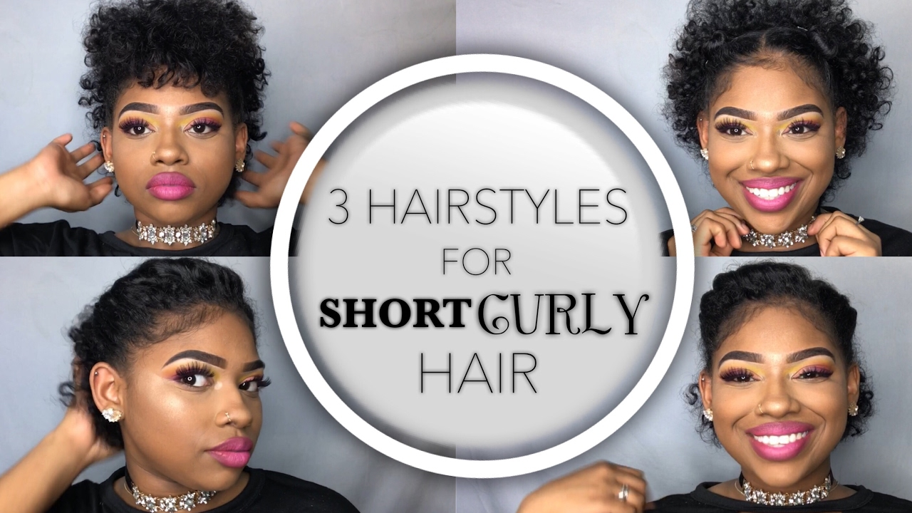 61 Hairstyles For Short Natural Hair Naturallycurly Com