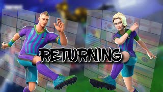 *RE-RELEASING* SOCCER SKIN Will Come Back This Month.. ( FORTNITE BATTLE ROYALE )