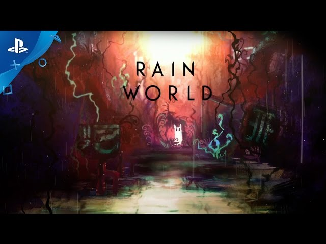 Rain World - Launch Trailer | PS4
