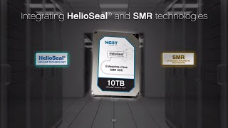 Official video of the HGST Ultrastar Archive Ha10 – the worlds' first 10TB enterprise HDD