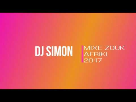 Mixe Afro Zouk 2017   DJ SIMON