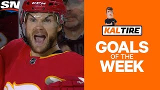 NHL Goals of The Week: Week 3 Edition
