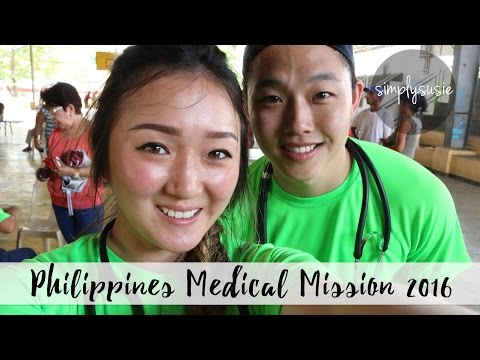 Philippines Medical Mission Trip 2016 - Love in Action