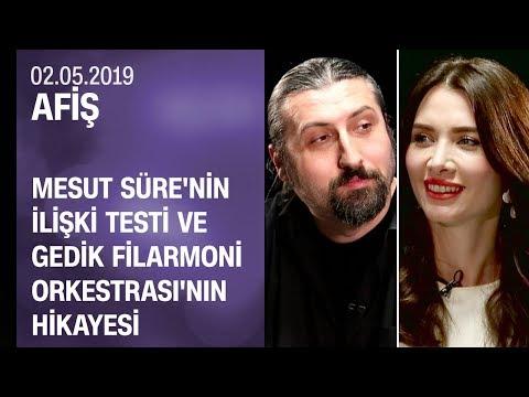 Mesut Süre'nin İlişki Testi Ve Gedik Filarmoni Orkestrası'nın Hikayesi  - Afiş 02.05.2019