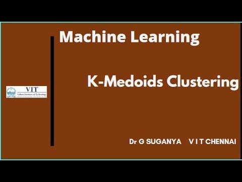 K-Medoids Clustering | Unsupervised Machine Learning algorithm