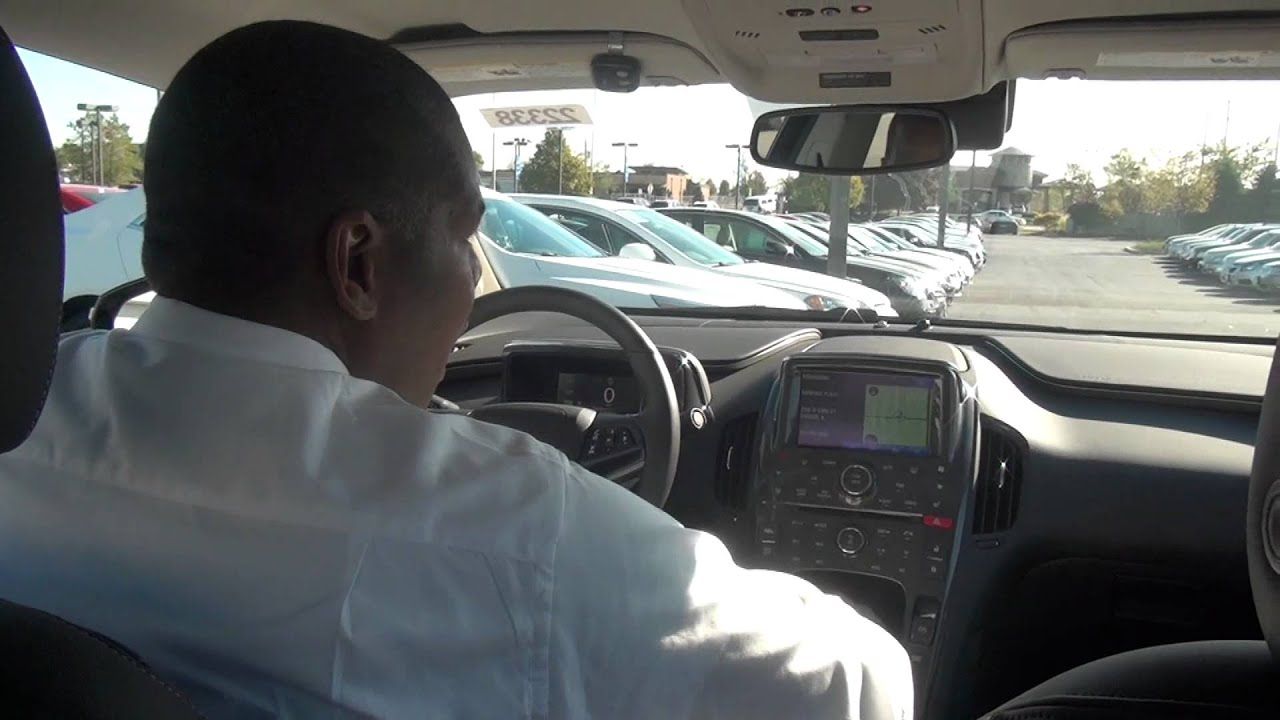 2013 chevy volt how to use navigation demo walkaround at phillips chevrolet car sales chicago youtube