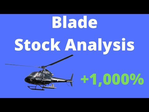 Blade Stock Analysis! EXPC Price Prediction for Best Air Taxi Stock