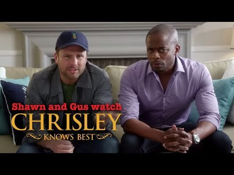 Psych: The Movie | Shawn and Gus watch Chrisley Knows Best