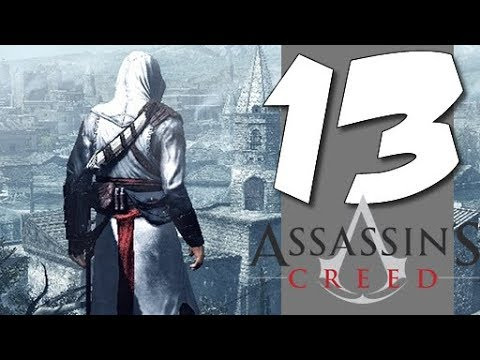 Lets Blindly Play Assassin's Creed: Part 13 - Oppressed People