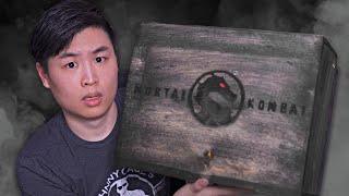 Il film di Mortal Kombat (2021) mi ha mandato una scatola ...