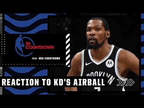 Ros Gold-Onwude on KDs airball on final shot in Game 7: It showed he was human  Hoop Streams