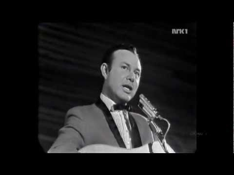 "Jim Reeves - ""I Love You Because"" ((Oslo 1964))"