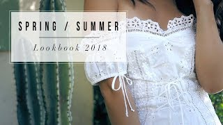 Spring Summer 2018 Lookbook | Chapter 1 | ANN LE