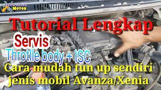 vuclip Cara mudah tune up/servis mesin EFI Avanza Xenia agar mesin kembali bertenaga seperti mobil baru
