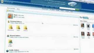 Windows Live SkyDrive - The New Way to Share Files Online - TechBoid.Com