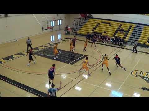 Devante Johnson West Valley College highlights pt. 1