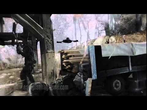 The Escapist Presents: Ghost Recon: Future Soldier Single Player Interview