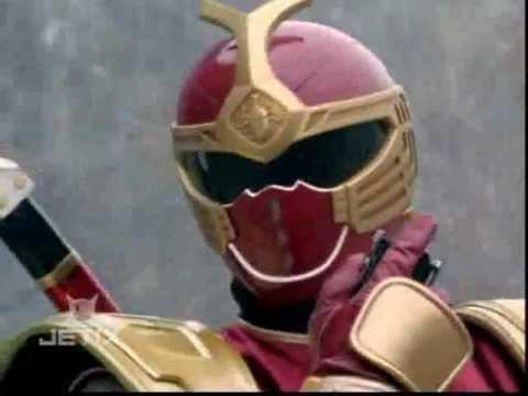 Power Rangers Ninja Storm - Calling the Thunder Zords ...