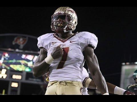 Christian Jones    Florida State Highlights ᴴᴰ