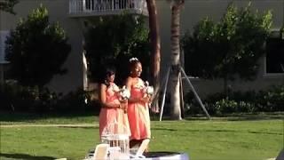 The Elegant Beach Wedding of Cindy and Brandon