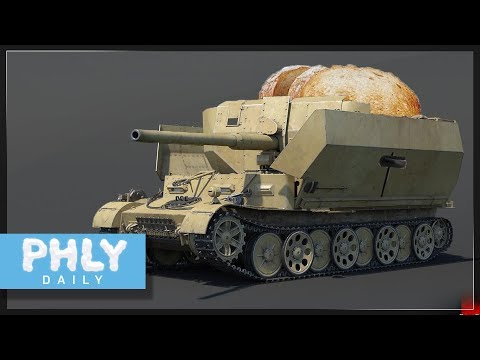 FLAK TOASTER | VFW Tank Destroyer (War Thunder Tanks)